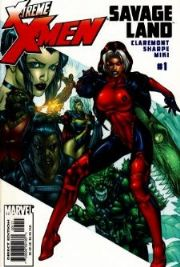 X-Treme X-Men Savage Land